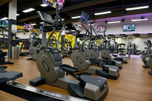 fitness centrum v praze