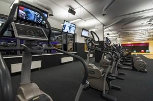 fitnes centrum Petrzalka