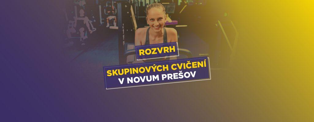 Skupinovky v Novum Prešov