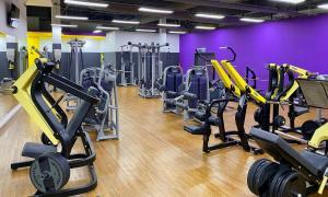 Fitness centrum praha