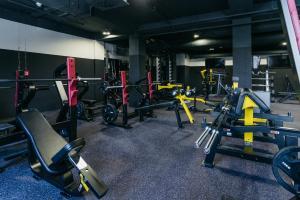 Fitness centrum FITUP Praha - Novoplaza