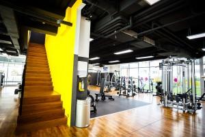 fitness centrum Bratislava Ružinov